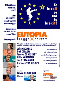 eutopia brexit 2016 affiche a3 tkr